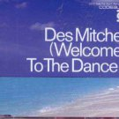 Des Mitchell - (Welcome) To The Dance - UK CD Single