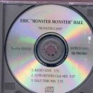 """Eric """"Monster Monster"""" Hall - Monster Cash - UK Promo CD Single"""