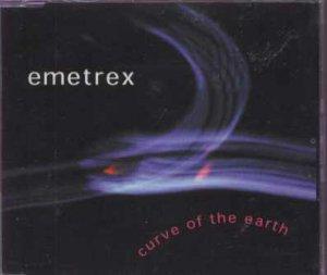 Emetrex - Curve Of The Earth - UK  CD Single