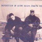 Definition Of Sound - Moira Jane's Cafe - UK  CD Single