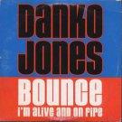Danko Jones - Bounce - UK  CD