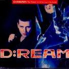 D:Ream - The Power - UK Promo  CD Single