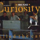 Curiosity Killed The Cat - First Place - UK  CD Single