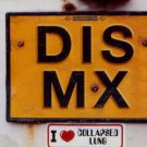 Collapsed Lung - Dis Mx - UK CD Single