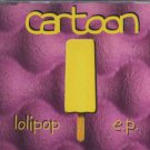 Cartoon - Lolipop EP - UK  CD Single
