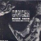 Cancer - Black Faith  - 5 Track Sampler - UK Promo  CD Single