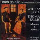 Byrd & Tallis - Masses & Motets - UK  CD