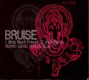 Bruise - Girls Best Friend - UK CD Single