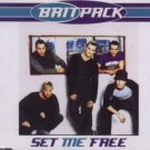 Brit Pack - Set Me Free - UK  CD Single