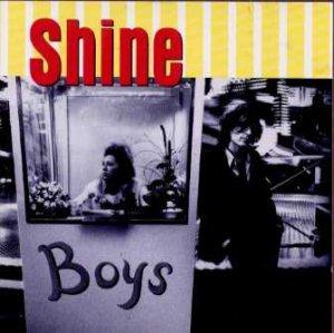 Boys - Shine - UK CD