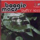 Boogie Macs - Tankfly Boss - UK  CD Single