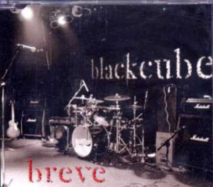 Blackcube - Breve - UK CD Single