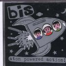 Bis - Atom Powered Action - UK  CD Single