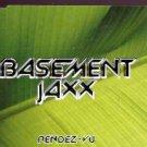Basement Jaxx - Rendez-Vu - UK CD Single