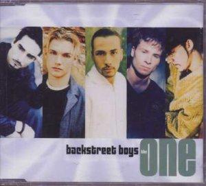 Backstreet Boys - The One - UK  CD Single