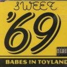 Babes In Toyland - Sweet '69 - UK  CD Single