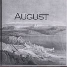 August - Inquisitory Times - UK Promo  CD Single