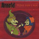 Arnold - Fleas Don't Fly - UK  CD Single