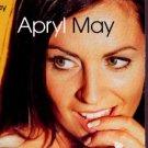 Apryl May - Stay - UK  CD Single