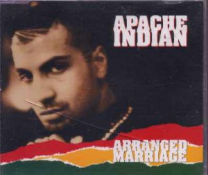 Apache Indian - Arranged Marriage - UK  CD Single