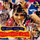 Annabella Lwin - Do What You Do - UK  CD Single