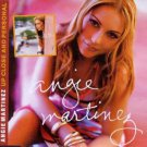 Angie Martinez - Up Close And Personal - Snippets - UK Promo CD Single