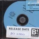 Ali Campbell - Something Stupid - UK Promo  CD Single