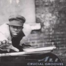 Ali - Crucial Grooves - UK Promo CD Single