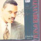 Alexander O'Neal - All True Man - UK  CD Single
