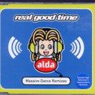 Alda - Real Good Time - UK  CD Single