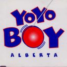 Alberta - Yo Yo Boy - UK Promo  CD Single