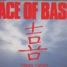Ace Of Base - Happy Nation - UK  CD Single