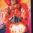 Marvel Fleer'95 Ultra Trading Card - GRIZZLY #22
