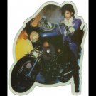 Prince - Purple Rain - Shape - UK   shapedpd - W9174P ex/ex