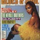 Jody Watley,Bobbi Humphrey,Blue Magic,Neville Brothers - Blues & Soul April 1989