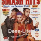 Prince,Adamski,George Michael,Poison,Roxette,New Kids - Smash Hits - Sept 1990 -