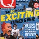Prince, Sex Pistols, U2, Sex Pistols, Oasis, Blur - Q Magazine - January 2002 -
