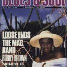 Loose Ends,The Mac Band,Bobby Brown,Shiley Murdock - Blues & Soul Aug 1988 - UK