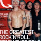 Prince,Red Hot Chilli Peppers,Eternal,David Bowie - Q Magazine - Oct 1999 - UK