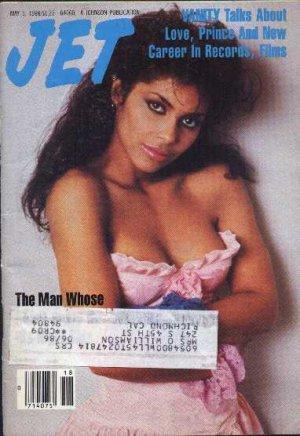 Prince, Vanity, Various - Jet - May 1986 - USA   Magazine - 64060 ex