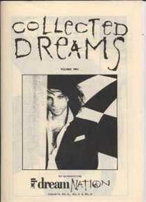 Prince - Dream Nation Collected Dreams - UK   Fanzine - Vol 2 m