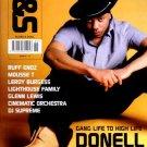Aliicia Keyes, Donell Jones, Mousse T, Glenn Lewis - Blues & Soul June 2002 Issu