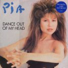 "Pia Zadora - Dance Out Of My Head - UK   12"" Single - 652866-8 ex/m"