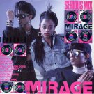 "Mirage - Serious Mix - UK Promo  12"" Single - DEBTX3028 ex/m"