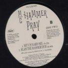"MC Hammer - Pray - UK Promo  12"" Single - 12CLDJ599 m/m"