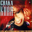 "Chaka Khan - Love Of A Lifetime + Bonus 12"" - UK   DBL 12"" Single - W8671TF ex/m"