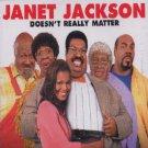 "Janet Jackson - Doesn't Really Matter - USA   12"" Single - 628281 ex/m"
