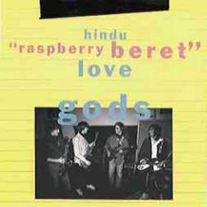"Hindu Love Gods - Raspberry Beret - Germany   7"" Single - W9502 ex/m"