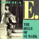 "Sheila E - The Belle Of St. Mark - Portugal   7"" Single - 92-9180-7 ex/ex"
