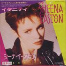 "Sheena Easton - Eternity - Japan   7"" Single - 60705-7 ex/m"